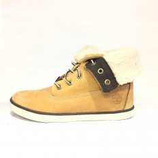 לצפייה במוצר  timberland flat sole and syn fur